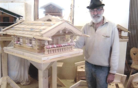 Vogelhaus Schreiner Hermann Grubert