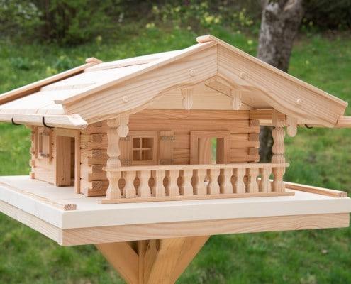 Vogelhaus Typ Terrassenhäuschen (Original Grubert Vogelhaus)