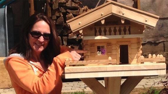 Vogelhaus bauen bauanleitung Erfahrung andrea