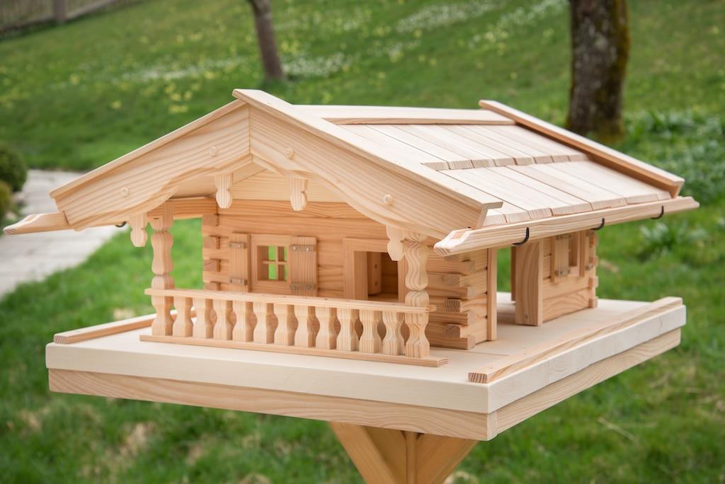vogelhaus terrassenh uschen original grubert vogelhaus. Black Bedroom Furniture Sets. Home Design Ideas