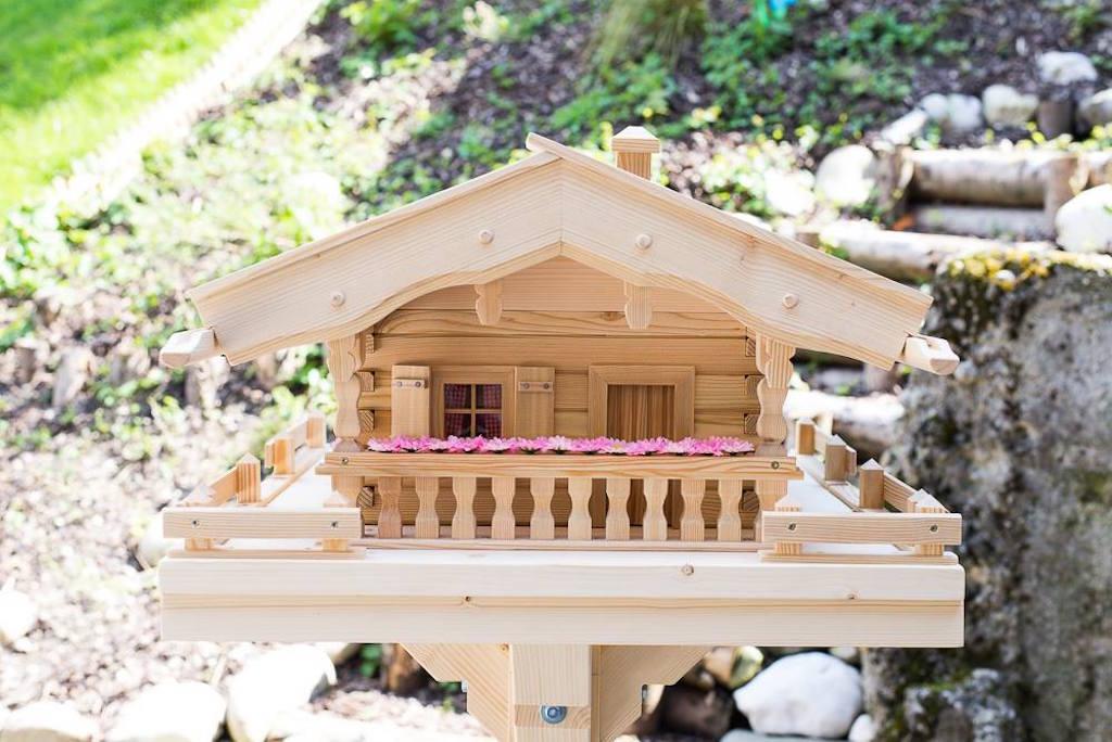 vogelhaus typ almh tte original grubert vogelhaus. Black Bedroom Furniture Sets. Home Design Ideas