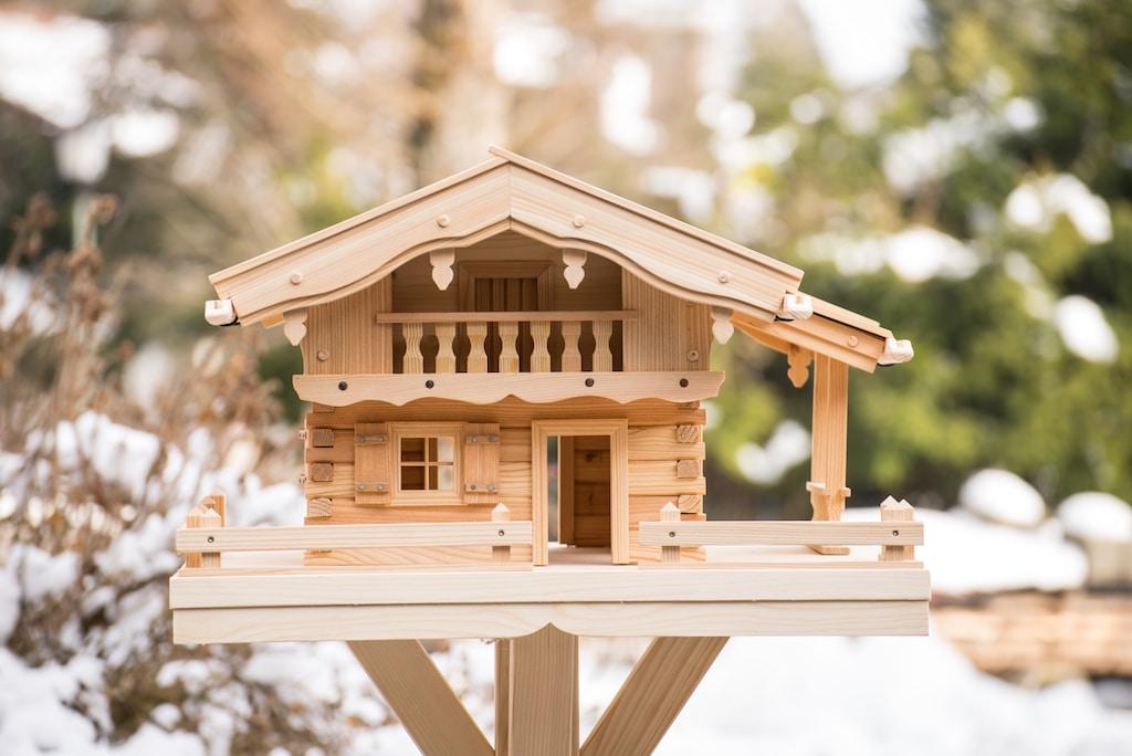 Vogelhaus Typ Tegernsee 3 (Original Grubert Vogelhaus)