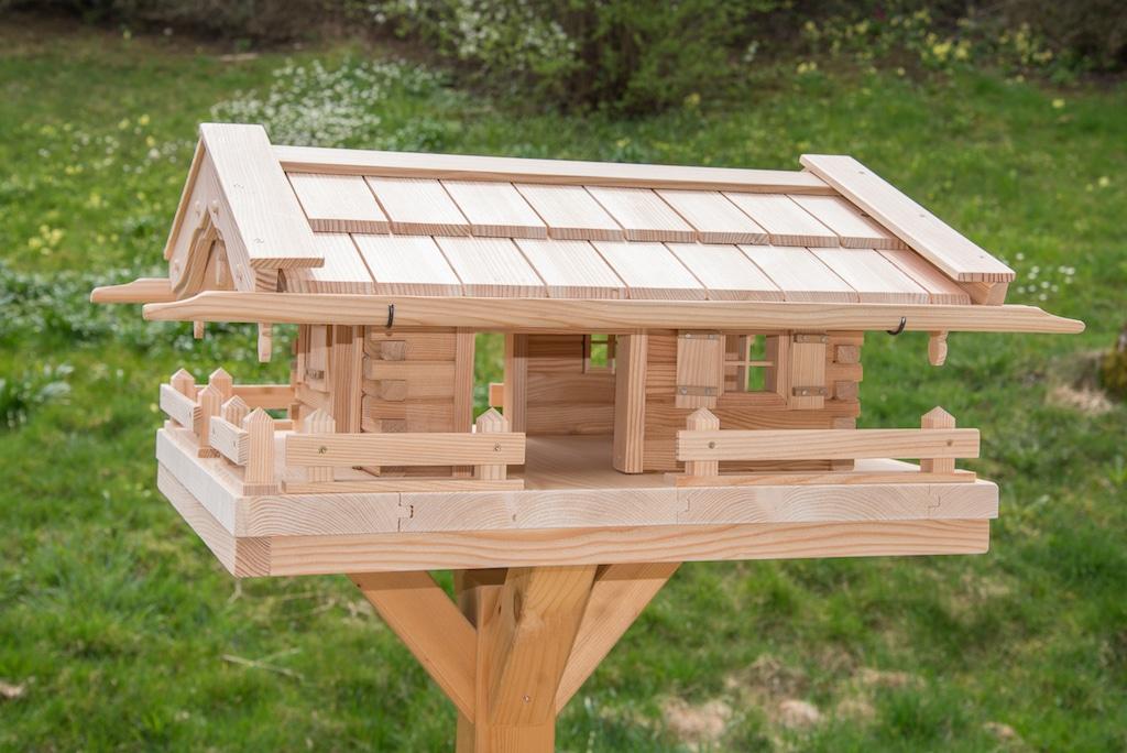 Vogelhaus Typ Lochen 3 (Original Grubert Vogelhaus)