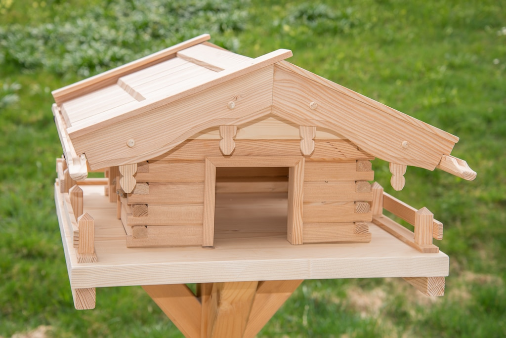 Vogelhaus Typ Lochen 4 (Original Grubert Vogelhaus)
