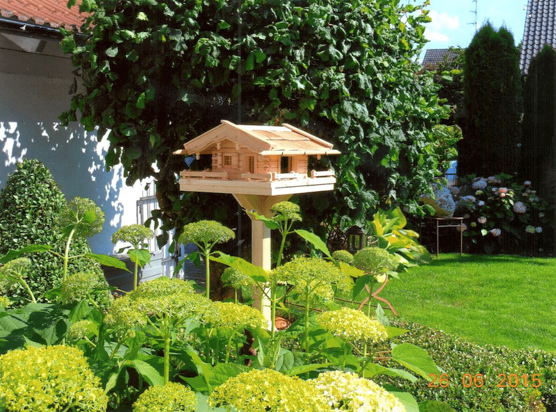Vogelhaus Zufriedene Kunden 5