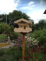 Vogelhaus selber bauen Erfahrungen von Achim Foto 2