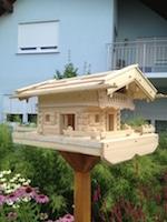 Vogelhaus selber bauen Erfahrungen von Achim Foto 3